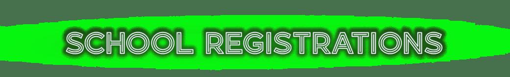 School Registration - The Jungle Battle