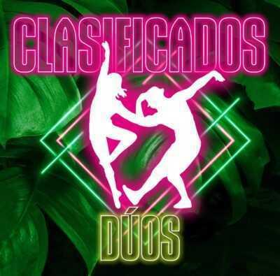 CLASIFICADOS DÚOS · FASE 3 0 (0)
