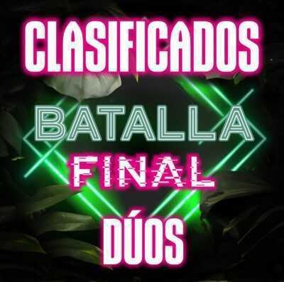 CLASIFICADOS DÚOS · FASE 4 0 (0)