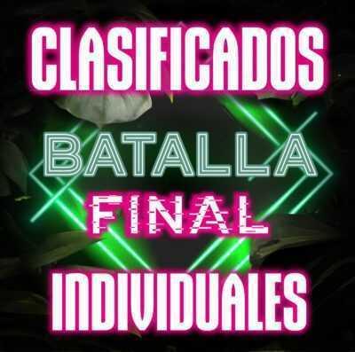 CLASIFICADOS INDIVIDUAL · FASE 4 0 (0)