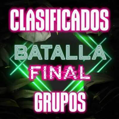 CLASIFICADOS GRUPOS · FASE 4 0 (0)